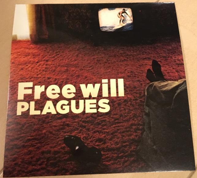 PLAGUES 11th Original New Album「Free will」